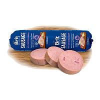 Колбаса Brit Premium Dog Sausage, курица и кролик