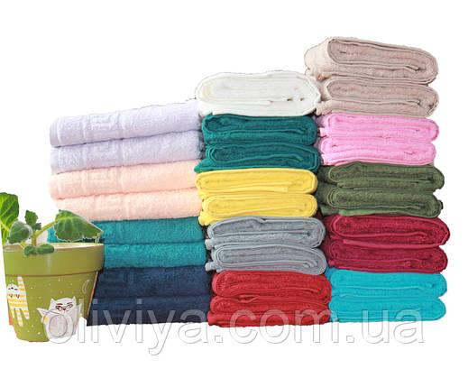 Лицевое махровое полотенце морская волна, фото 2