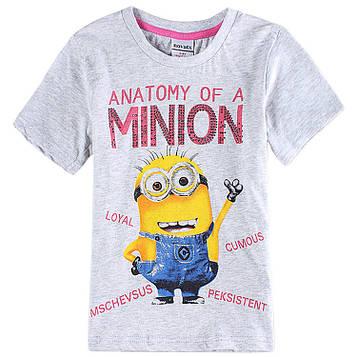 Детская футболка с Минйоном