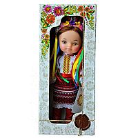 """Кукла """"УКРАЇНКА"""" простой наряд в коробке"""