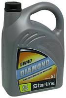 Масло моторное StarLine Diamond 5W40 API SL/CF 5L