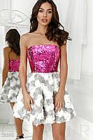 Пышное вечернее платье Gepur Totally 23592