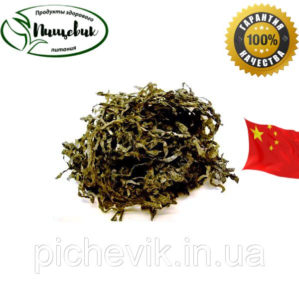 Морская капуста Ламинария, сухая (Китай) Вес: 150 гр