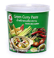 Паста карри тайская зеленая Supreme Quality, 400г