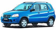 Захист картера двигуна і кпп Suzuki Ignis 2001-