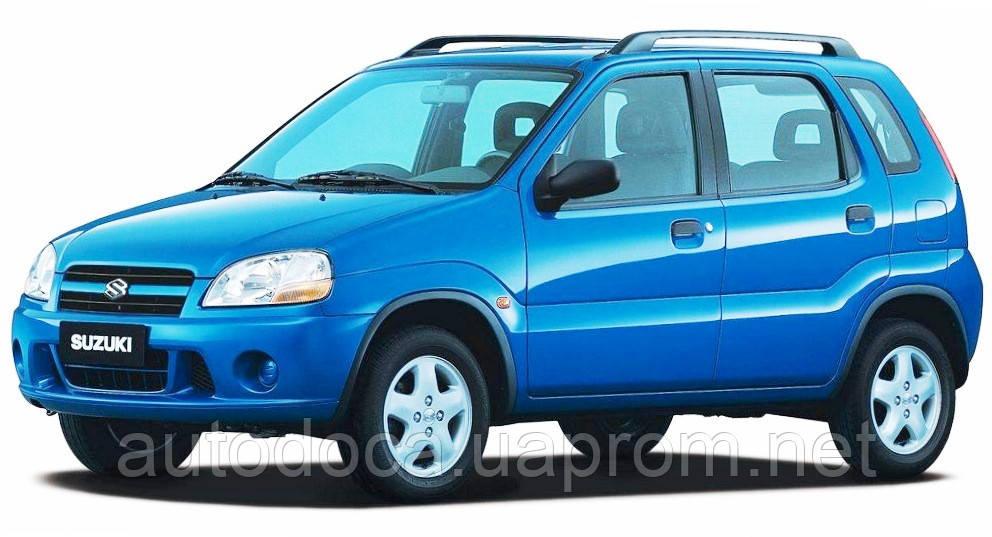 Защита картера двигателя и кпп Suzuki Ignis 2001-