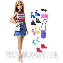 Кукла Барби Модница с аксессуарами Barbie Accessories
