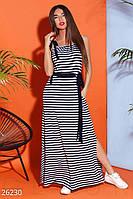 Летнее платье в полоску Gepur Sweet simple 26230