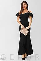 Вечернее платье с открытыми плечами Gepur Shine bright 28854