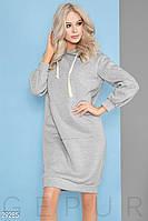 Теплое спортивное платье Gepur Winter mood 29285