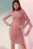 Деловое платье-миди Gepur The new edit 29958
