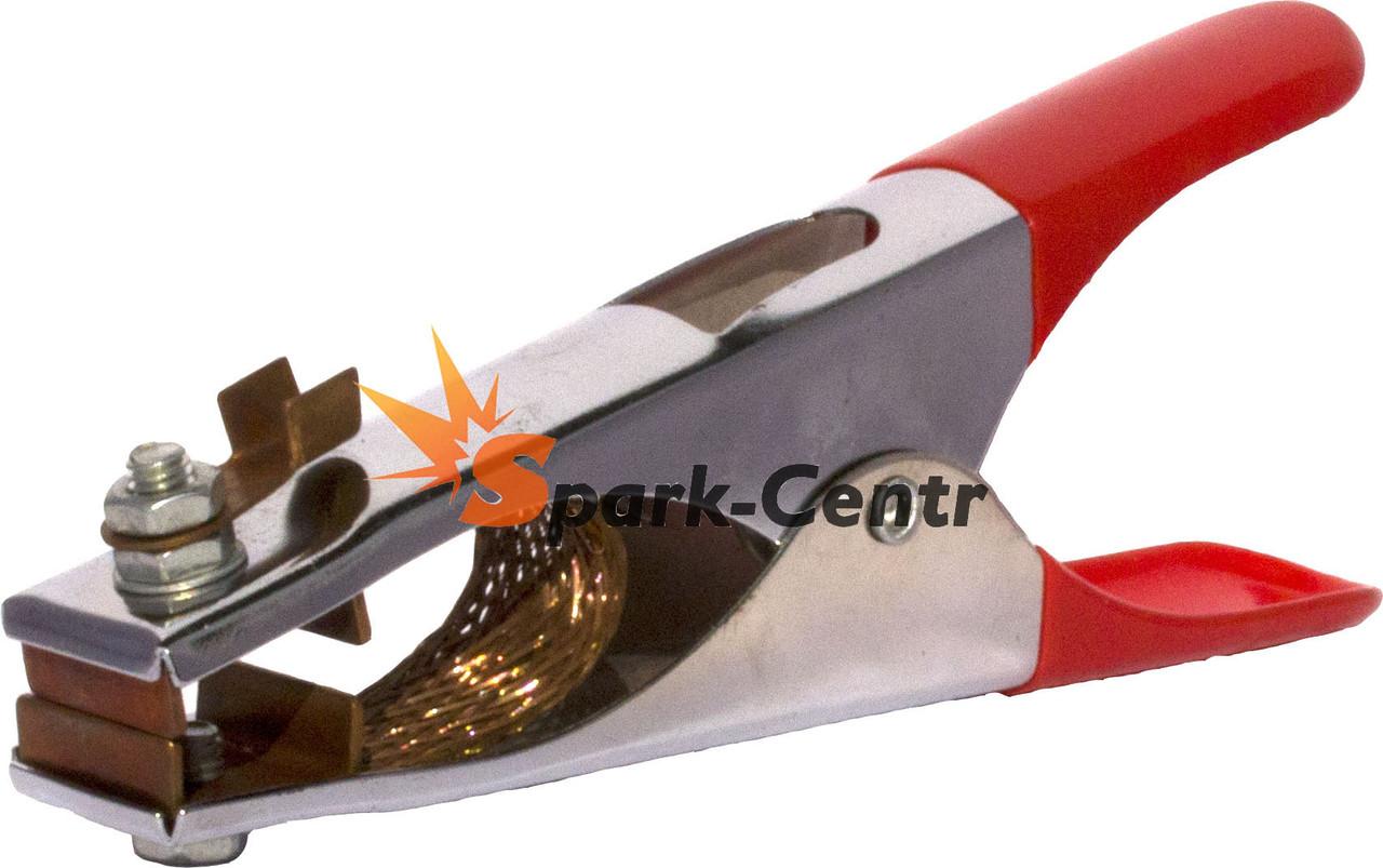Клема «маса» 300А (Holland type), ізольовані ручки
