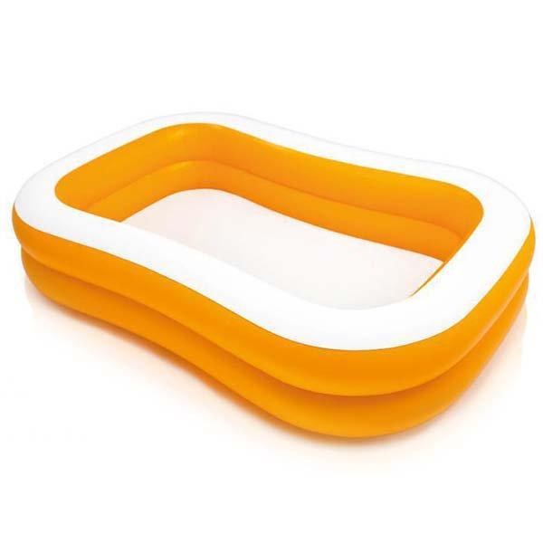 """Надувной бассейн для детей Intex 57181 """"Мандарин"""", бассейн интекс, детский бассейн, бассейн для дачи"""