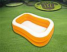 """Надувной бассейн для детей Intex 57181 """"Мандарин"""", бассейн интекс, детский бассейн, бассейн для дачи, фото 2"""