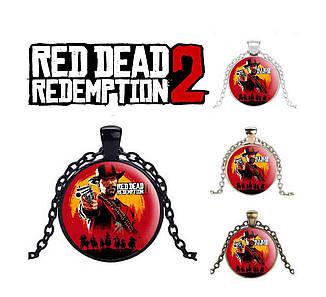 Кулон Red Dead Redemption 2