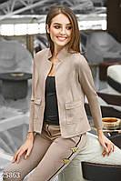 Повседневный брючный костюм Gepur Hola 25863