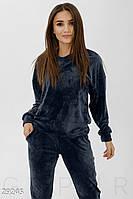 Прогулочный велюровый костюм Gepur Knitwear 29245
