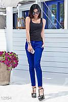Яркие летние брюки Gepur Boro 12954