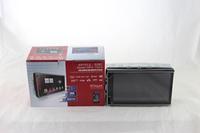 """Автомагнитола 2Din MP5 7024 Экран 7""""  Съемная панель USB SD MMC Bluetooth  AUX  GPS, фото 1"""