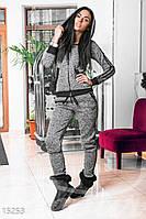 Теплый спортивный костюм Gepur Dress code 15253
