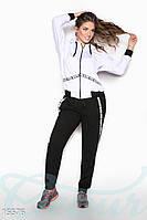 Двухцветный тренировочный костюм Gepur Flawless 15576