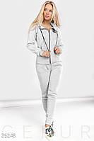 Трикотажный спортивный костюм Gepur Garderobe 26248