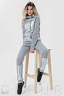Утепленный спортивный костюм Gepur Knitwear 28817