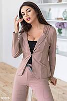 Легкий повседневный костюм Gepur Comfort 30095