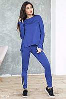 Трикотажный спортивный костюм Gepur Comfort 30104