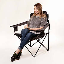 "Кресло ""Мастер карп"" d16 мм Серый , фото 2"