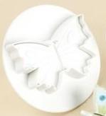 "Плунжер кондитерский для мастики, марципана, теста ""Бабочка"", 6,3 см"