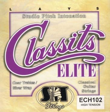 Струны для классической гитары S.I.T. ECH102