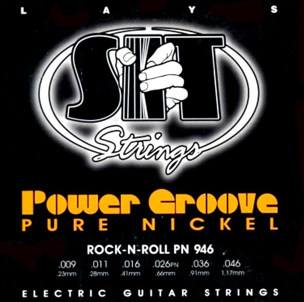 Струны для электрогитары S.I.T. PN946