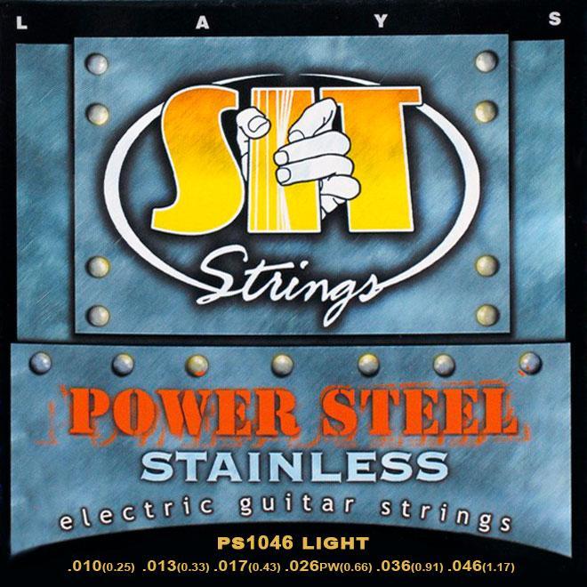 Струны для электрогитары S.I.T. PS1046