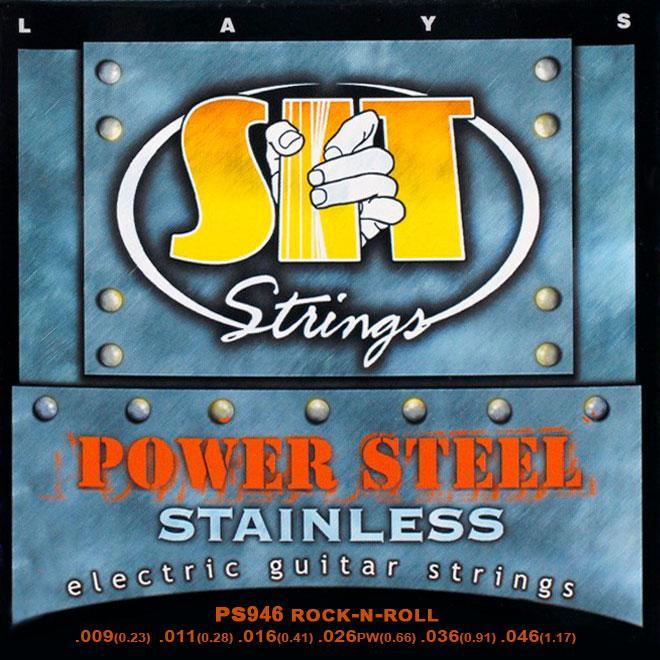 Струны для электрогитары S.I.T. PS946