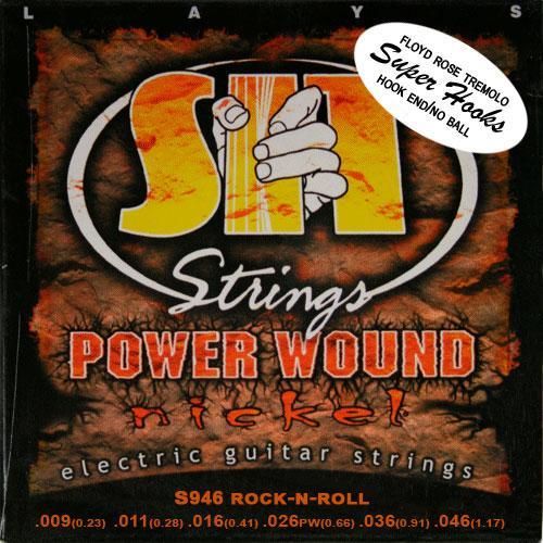 Струны для электрогитары S.I.T. S946FR