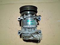 Компрессор кондиционера насос Рено Кангу Renault Kangoo  SD6V12 Sanden 1416G  7700273801 R134a ABK1X0 SD6VBF