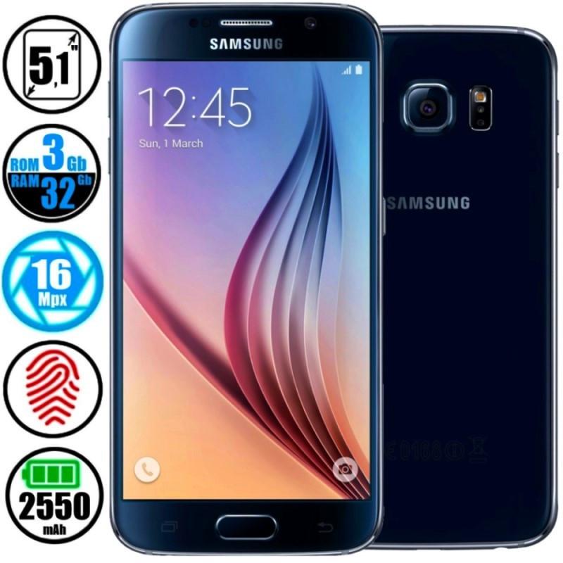 Смартфон Samsung Galaxy S6 G920 4G Оригинал (Защитное стекло в подарок)