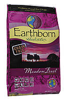 Сухой корм Earthborn Holistic (Ерс Борн) Dog Meadow Feast with Lamb Meal для собак всех пород (ягненок) 2.5 кг
