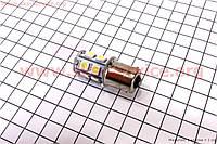 Одноконтактная лампа 13ти-диодная стопа S25