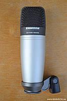 Студийный конденсаторный микрофон SAMSON C01