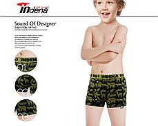 Подростковые боксеры бамбук на мальчика INDENA АРТ.85600, фото 3