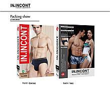Мужские плавки бамбук марка «IN.INCONT» Арт.8500, фото 2