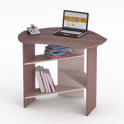 Компьютерный угловой стол Флеш-Ника ЛеД - 34 (стандарт), фото 2