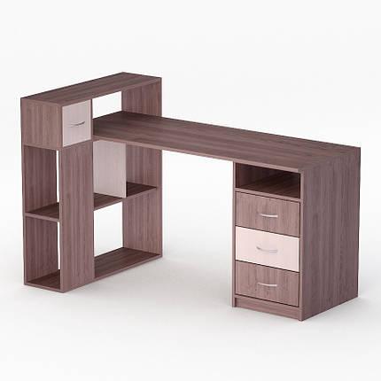 Компьютерный угловой стол Флеш-Ника ЛеД - 46 (стандарт), фото 2