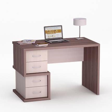Компьютерный прямой стол Флеш-Ника Мокос 1 (стандарт), фото 2