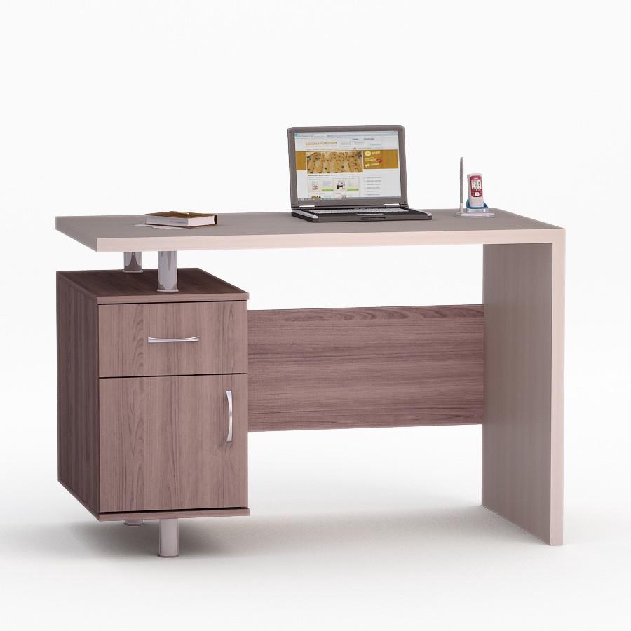 Компьютерный прямой стол Флеш-Ника Мокос 22 (стандарт)