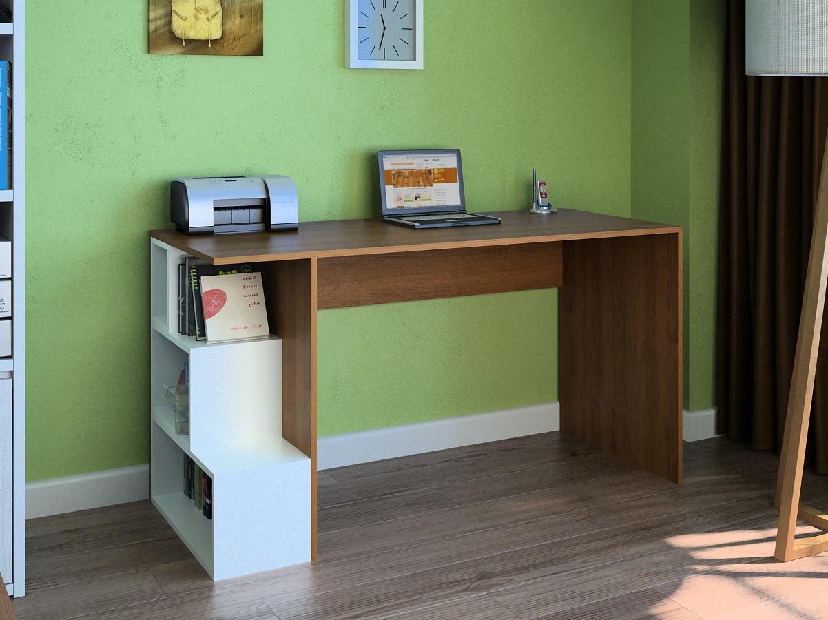 Компьютерный прямой стол Флеш-Ника LEGA - 3 (стандарт)