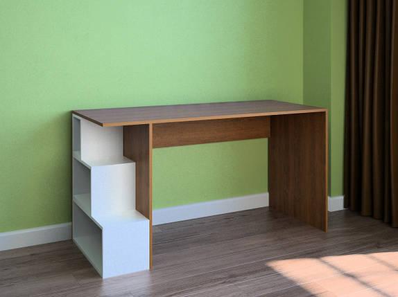 Компьютерный прямой стол Флеш-Ника LEGA - 3 (стандарт), фото 2