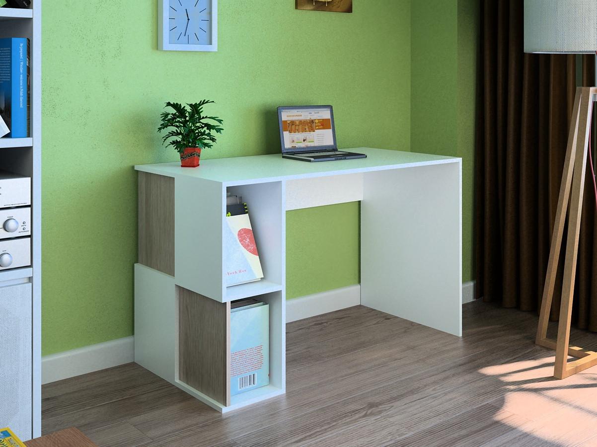 Компьютерный прямой стол Флеш-Ника LEGA - 20 (стандарт)